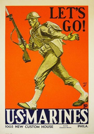 Let's Go! US Marines