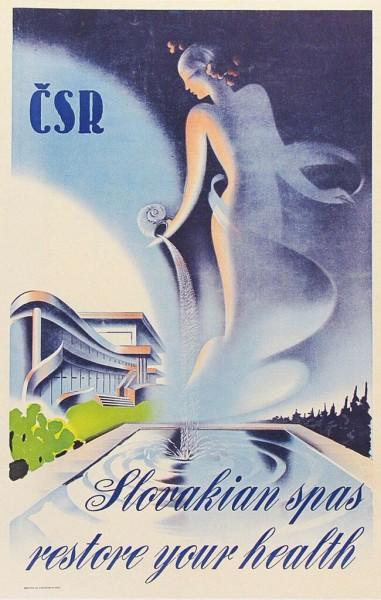 CSR-Slovakian Spas