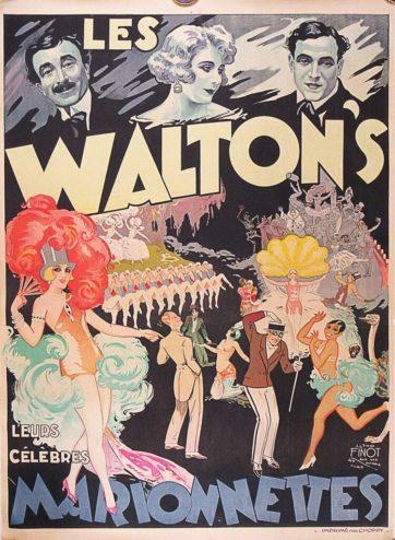 les Walton's Marionnettes