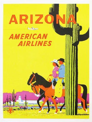 Arizona, American Airlines