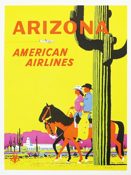 Arizona, American Airlines