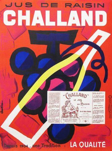Challand, Jus de Raisin