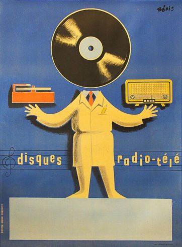 Disque Radio-Tele