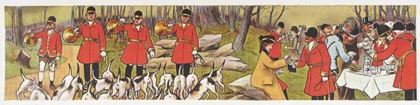 Hunting Panel