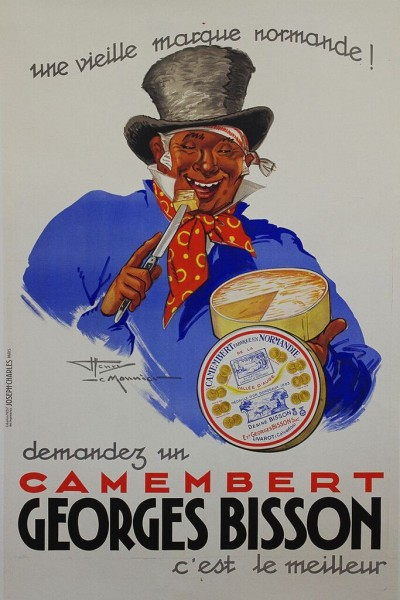 Camembert Georges Bisson