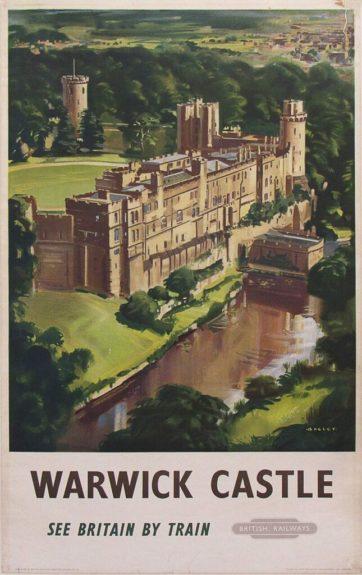 Warwick Castle British Railways