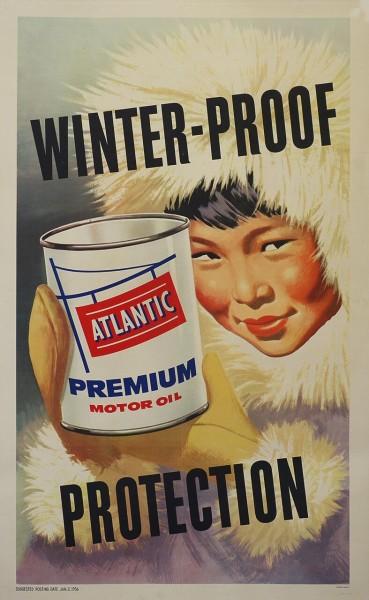 Eskimo Motor Oil