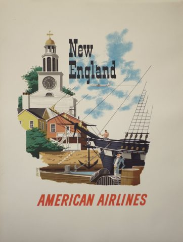 New England (American Airlines)