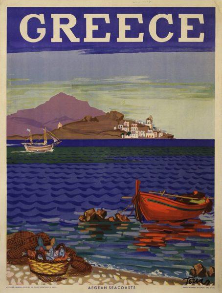 Greece, Aegean Seacoast