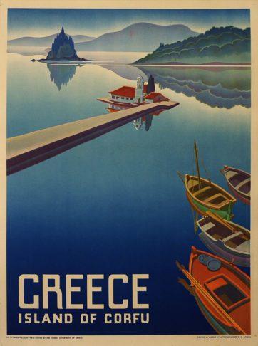 Greece, Island of Corfu