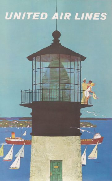 United Air Lines (Lighthouse)