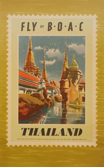 Fly by BOAC (Thailand)
