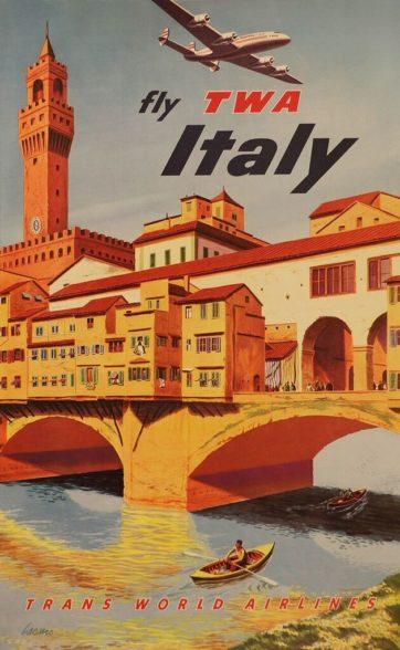 Fly TWA Italy
