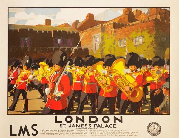 London St. James Palace