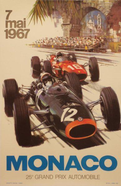 MONACO 1967