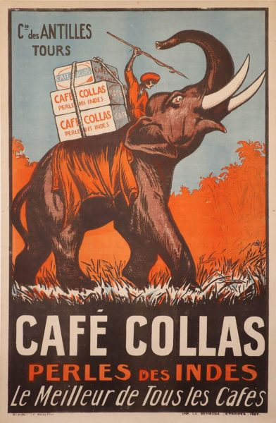 Cafe Collas (Elephant)