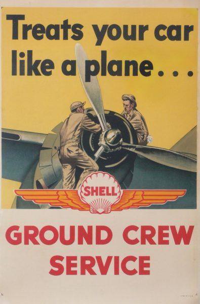 Shell Ground Crew