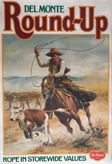 Del Monte Round-Up Lasso