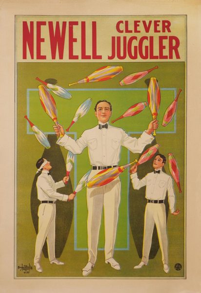 Newell Clever Juggler