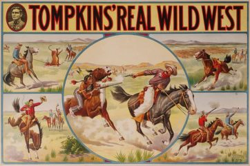Tompkin's Real Wild West