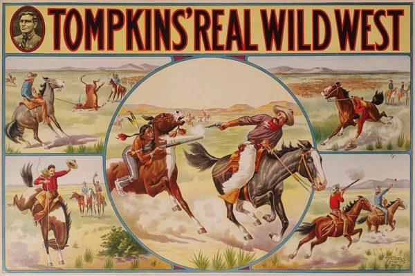Tompkin's Real Wild West