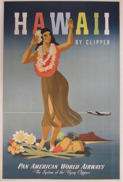 Pan Am Hawaii Clipper