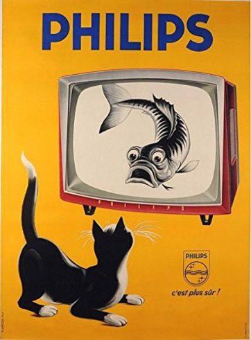 Philips TV Fish