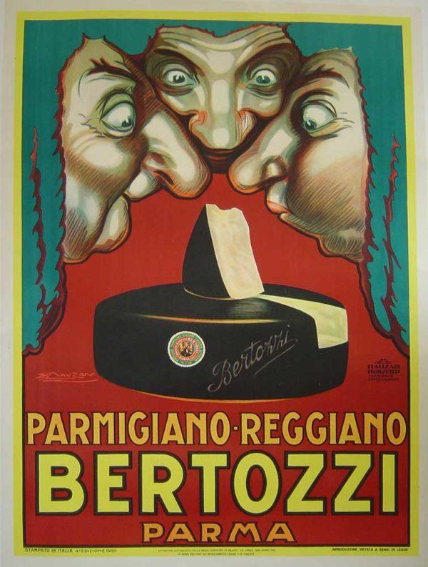 original bertozzi poster by mauzan