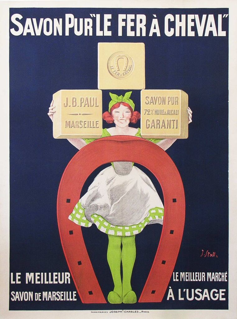 Original Savon Poster