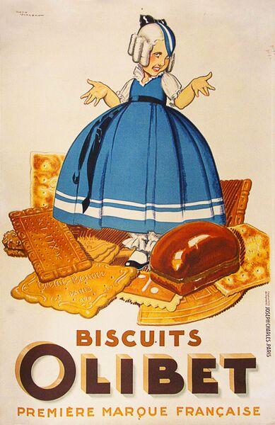 Biscuits Olibet