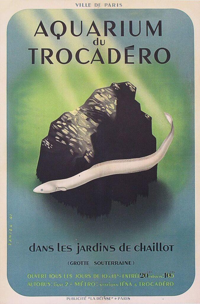 Aquarium Du Trocadero
