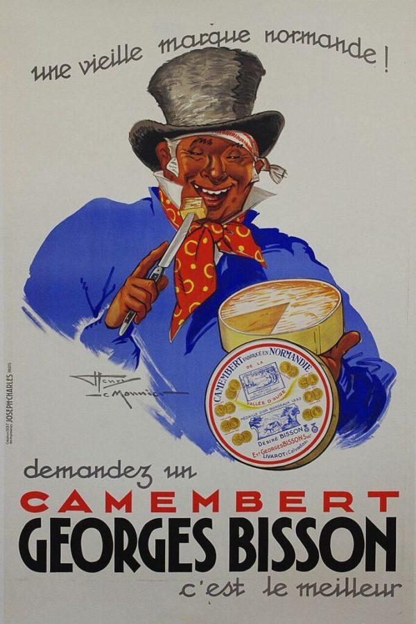 Camembert Georges Bisson