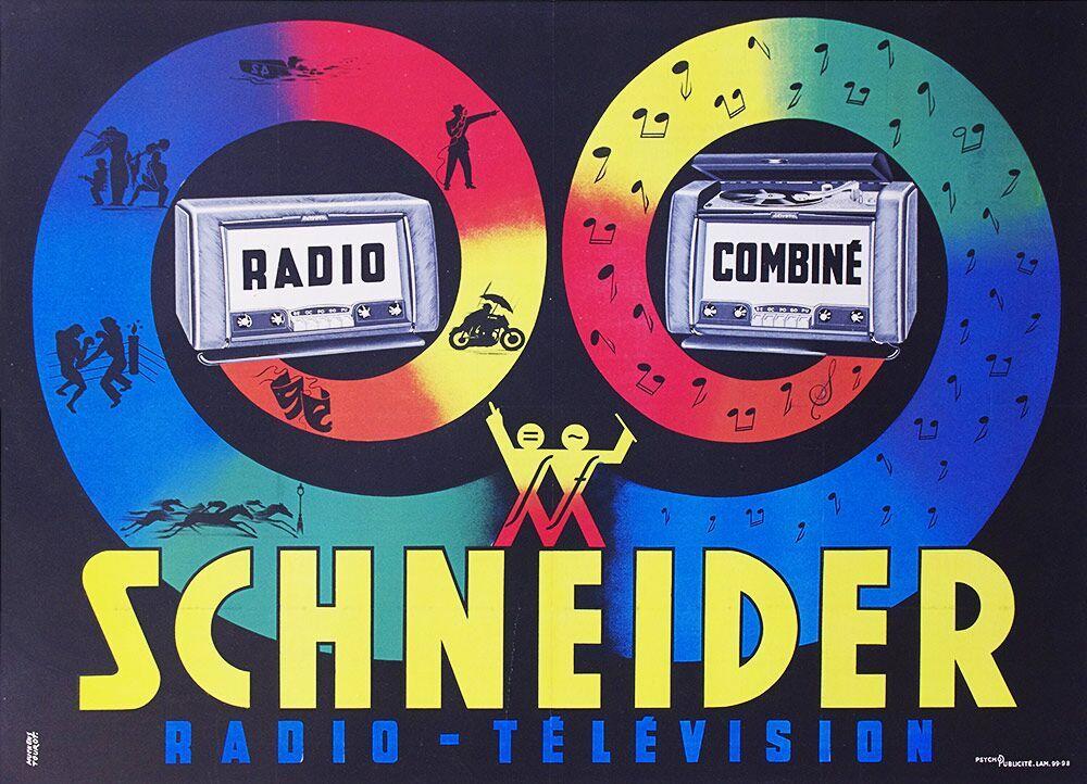 Radio television