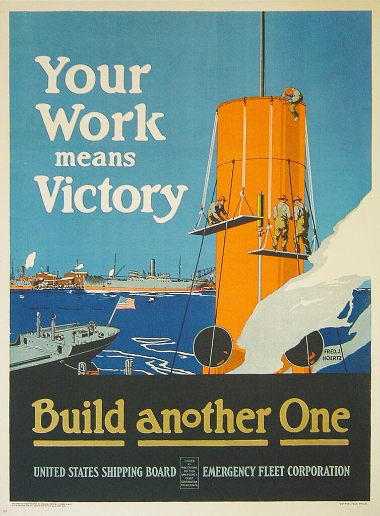 Your Work means victory