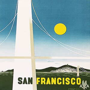 Travel and Transportation Posters