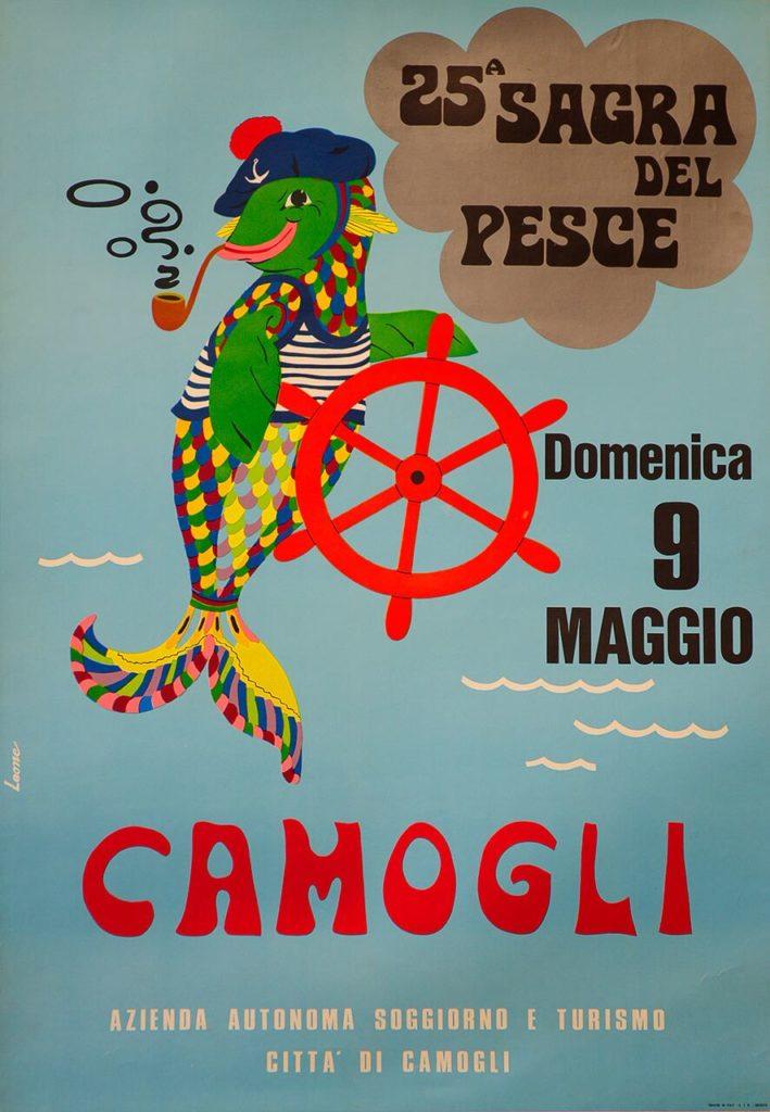 Camogli, Italian Fish Village and Resort