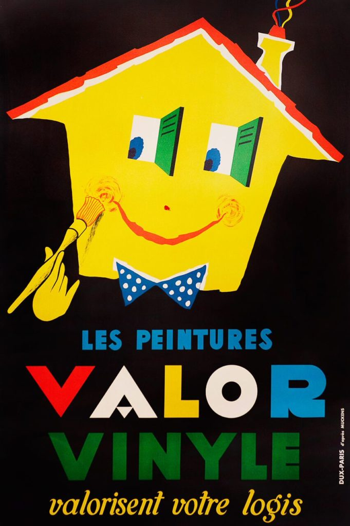 Valor Vinyle (house paint)