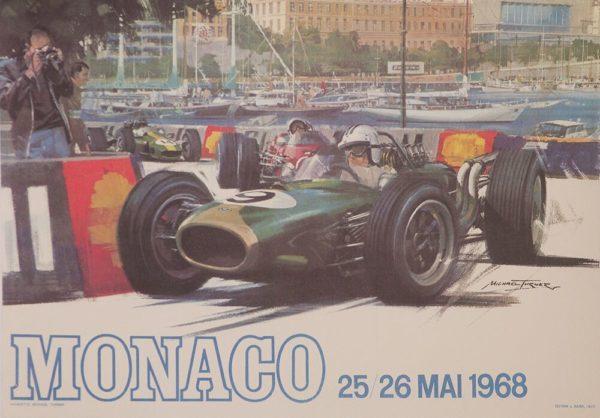 Monaco 1968 horizontal