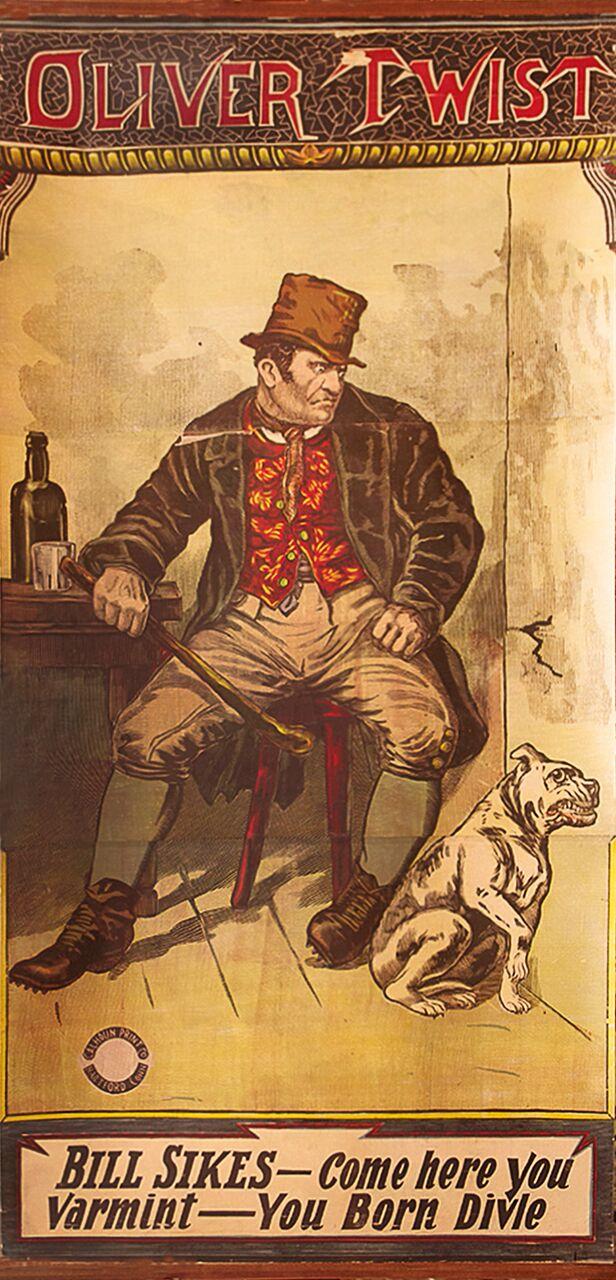 Oliver Twist (Bill Sikes)