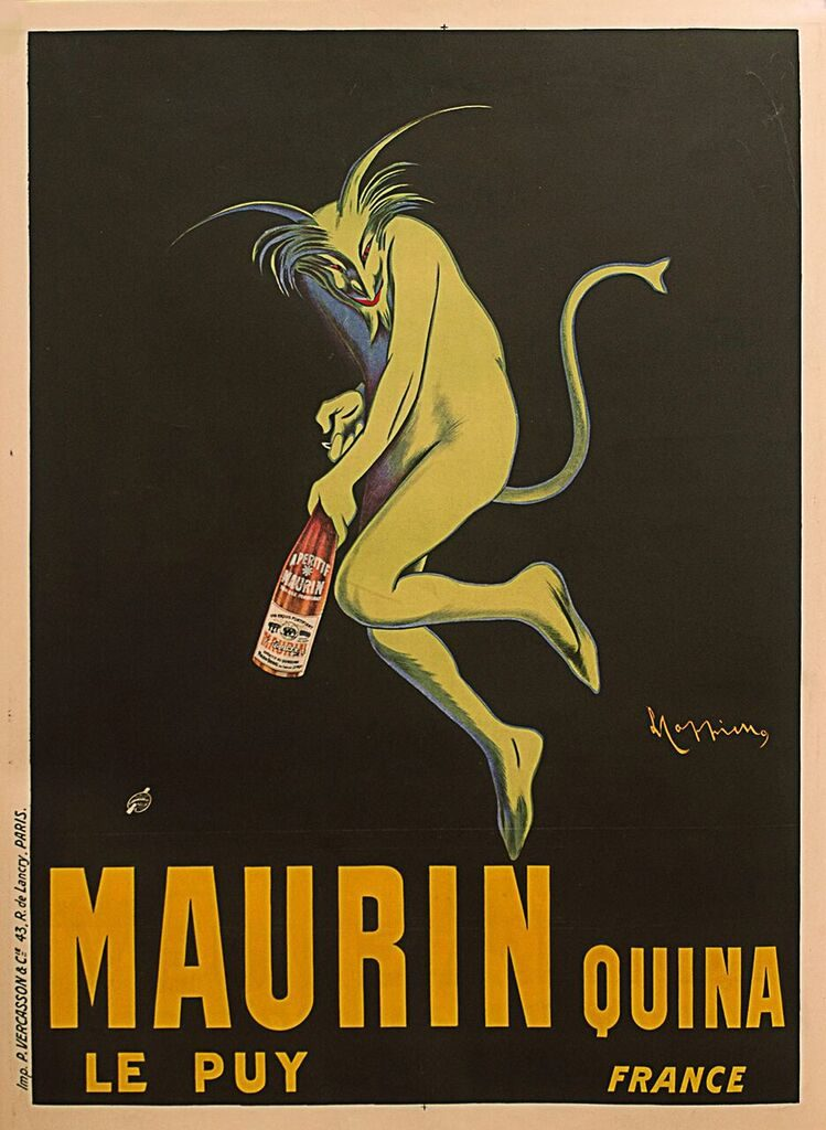 maurin quina green devil