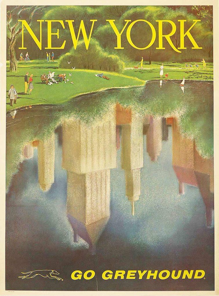 New York Go Greyhound
