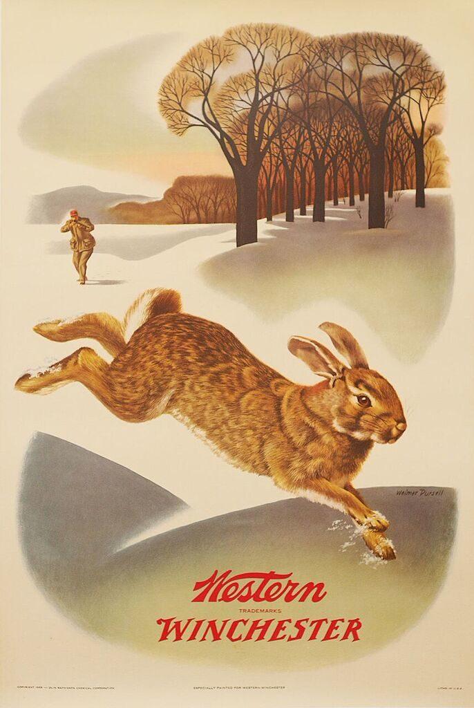 Western Winchester (poor bunny)