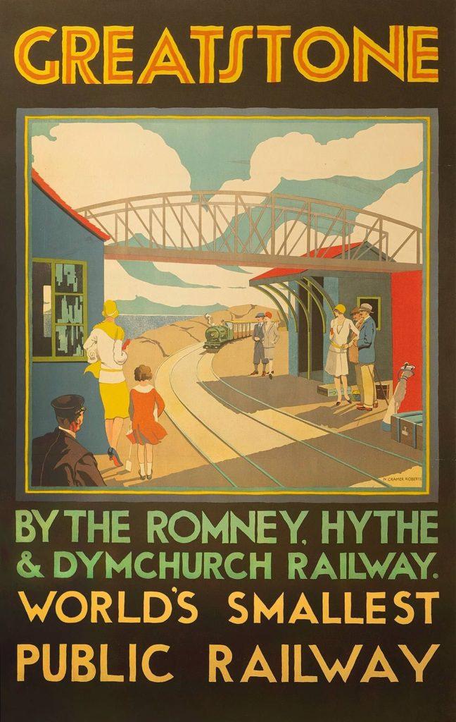 Greatstone Railway
