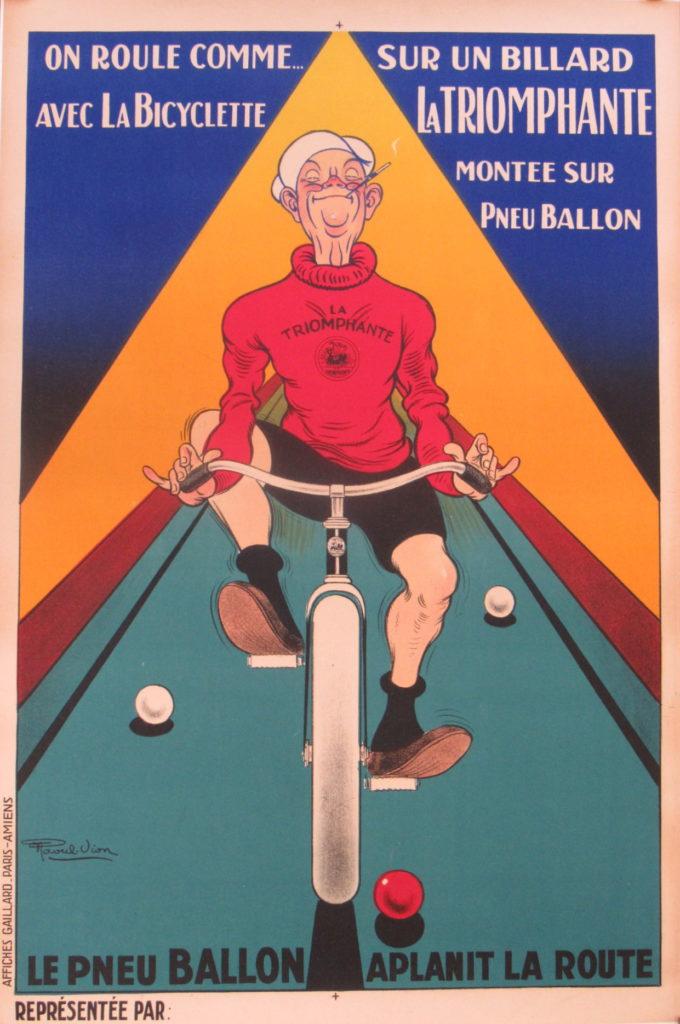 La Triomphante Bicycle