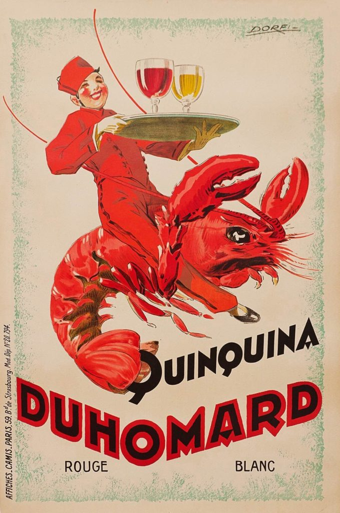 Quinquina Duhomard