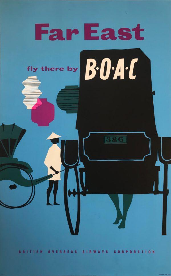 Far East BOAC