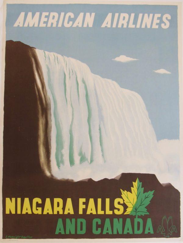 American Airlines Niagara Falls