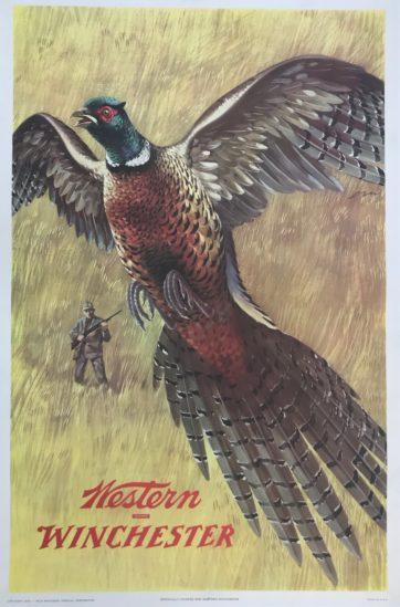 ammunition poster