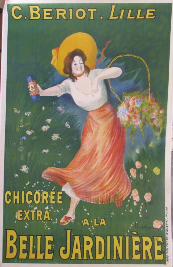 Original Cappiello Poster