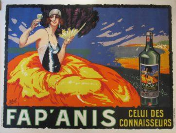 Fap anis original poster